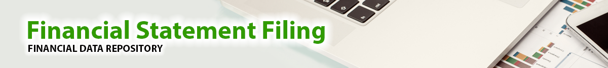 Industry Financial Filing Banner