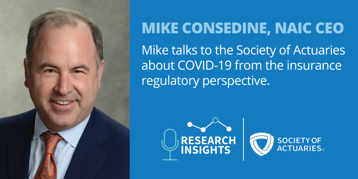 Podcast with Mike Considine