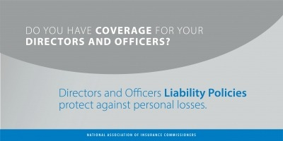 Directors and Officers Liability Policies