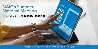 NAIC Announces Special Session on Race and Diversity in the Insurance Sector as Part of Virtual Summer Meeting: Registration Now Open