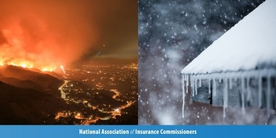 NAIC Reveals Two Unlikely Suspects: Fires and Ice