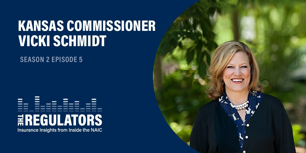 The Regulators Season 2 Episode 5 Kansas Commissioner Vicki Schmidt
